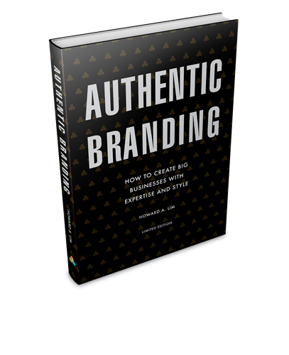Publish Book - Authentic Branding by Howard A. Lim