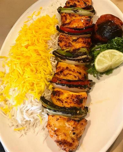 Chicken Shish Kabob