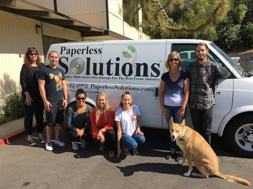 Paperless Solutions Crew