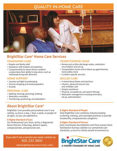 Best in Homecare