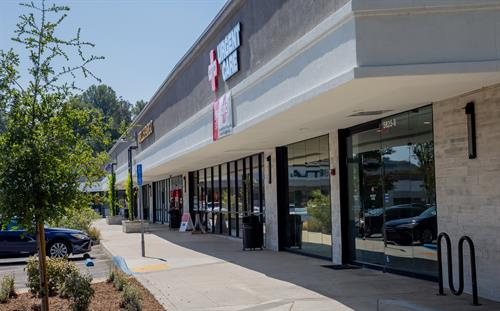 AFC Agoura Hills in the Twin Oaks Shopping Center