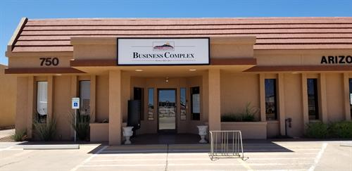 Business Complex - a business development co-space for entrepreneurs & small business owners. ** office space & meeting space available for rent **