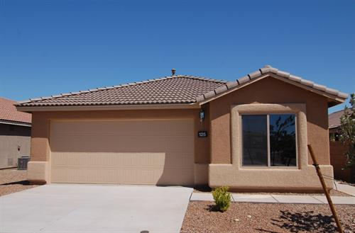 Lot 47 Summit Heights - 125 Balfour Place, Sierra Vista - Move In Ready!