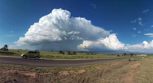 Monsoons in Kings Ranch