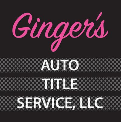 Ginger's Auto Title Service