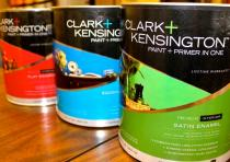 Top rated Clark & Kensington paint - custom mixed to your color!