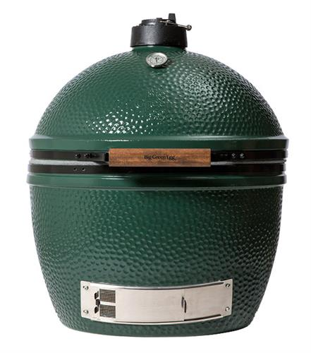 Full selection of Big Green Egg cookers and accessories