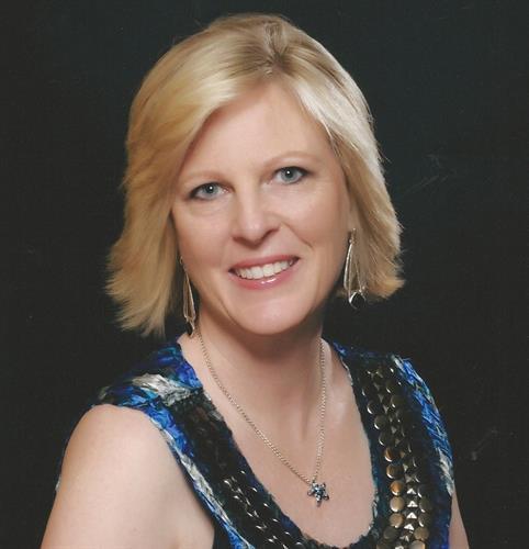 Vice President, Kendra Bergman