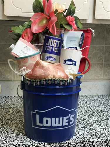 Lowes Basket