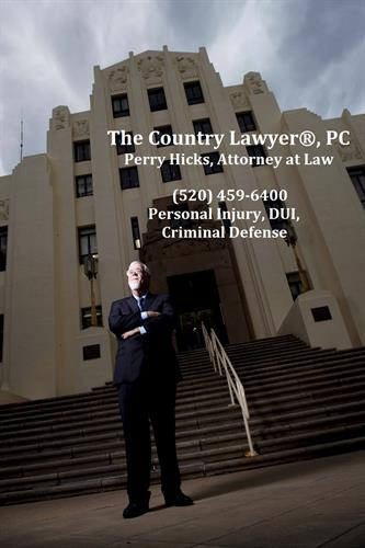 The Country Lawyer, PC