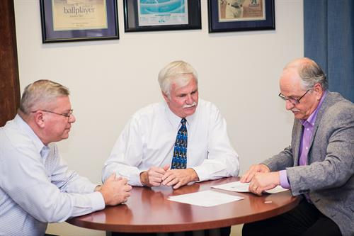 Collaborating on county business