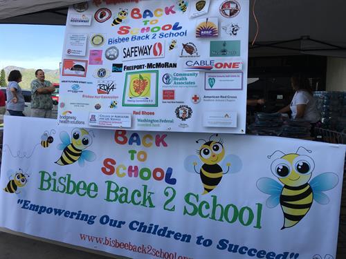 Bisbee Back 2 School