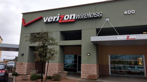 Your local Verizon for all your business needs! Next to Olive Garden in Sierra Vista