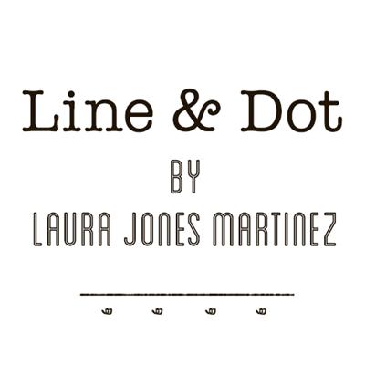 Line & Dot By Laura Jones Martinez