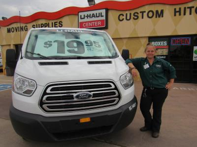 Cargo Van Rental at U-Haul Moving & Storage of Sierra Vista