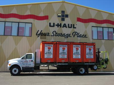Portable Storage at U-Haul Moving & Storage of Sierra Vista