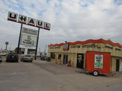 U-Haul Moving & Storage of Sierra Vista - Storefront