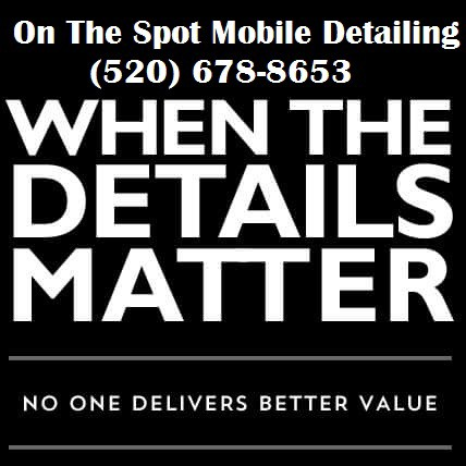 On The Spot Mobile Detailing