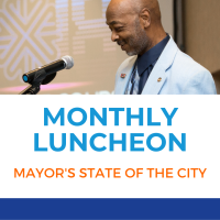 Monthly Luncheon - State of the City