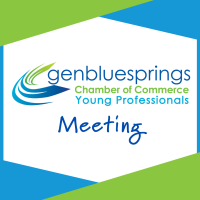 genbluesprings Young Professionals Meeting