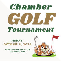 35th Annual Blue Springs Chamber Golf Tournament