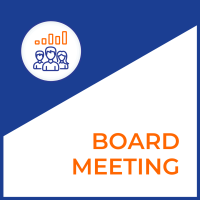 Board of Director's Meeting