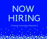 Foster Dental Care Dental Assistant Job Description Blue