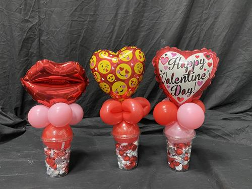 Valentine Candy Cup