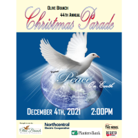 Olive Branch 44th Annual Christmas Parade