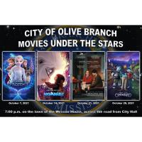 City of Olive Branch Movies Under the Stars