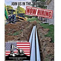 Hiring Landscape Laborers