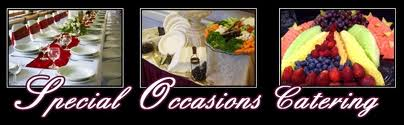Special Occasions Catering