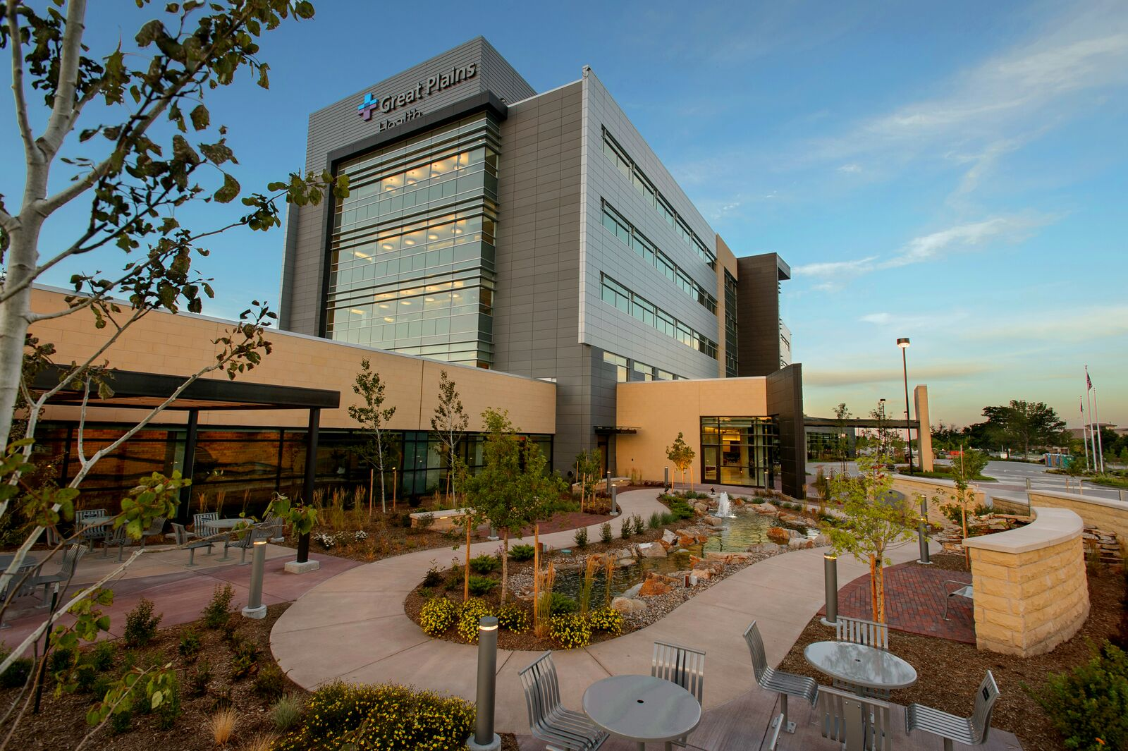 Image for Great Plains Health earns Top Rural Hospital award second year in a row