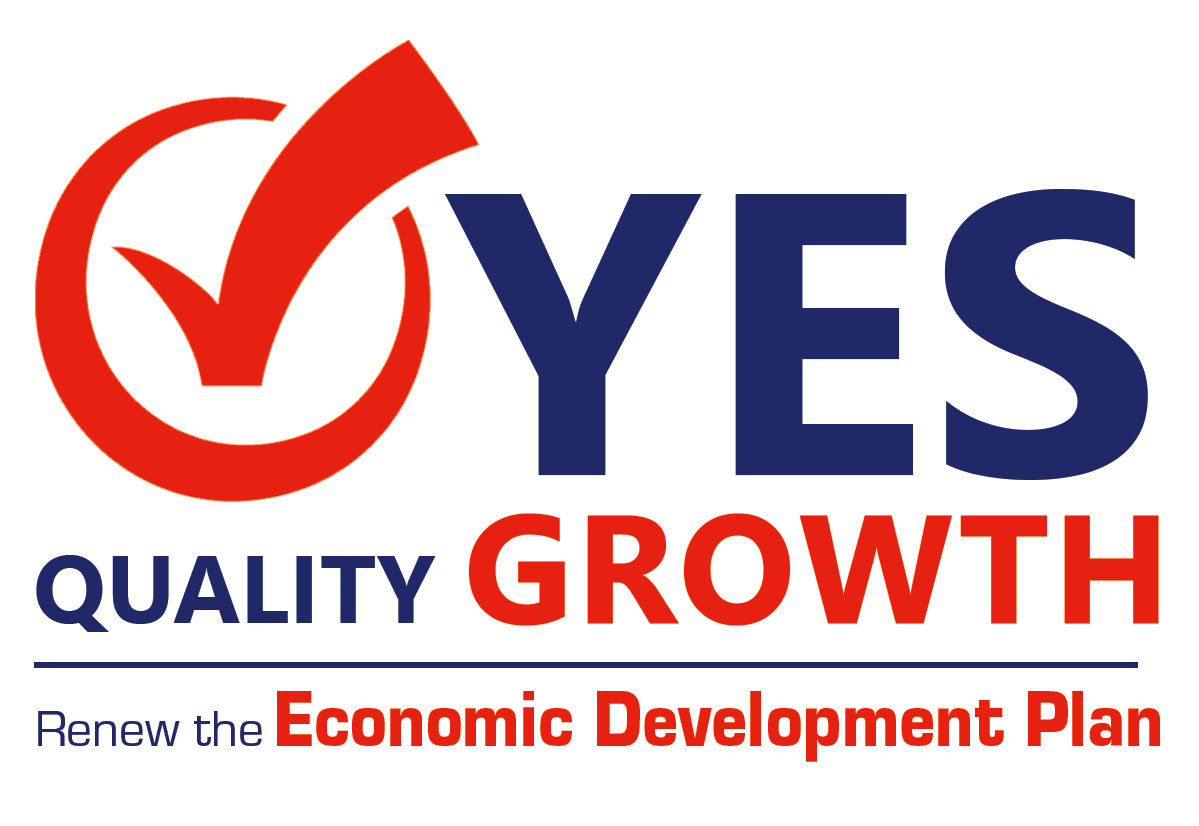 Image for Vote Yes for Quality Growth