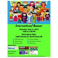 North Platte Connect's International Bazaar