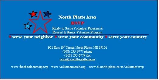 North Platte Area Ready to Serve Volunteer Program