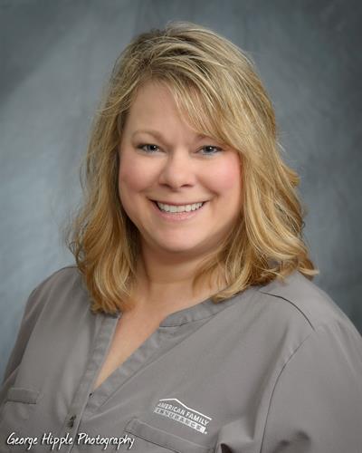 Marcie Morrell, Licensed Customer Service Representative