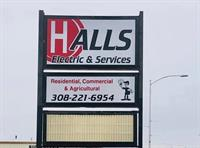 Halls Electric and Services