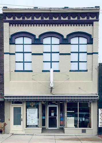 McCook Office Storefront
