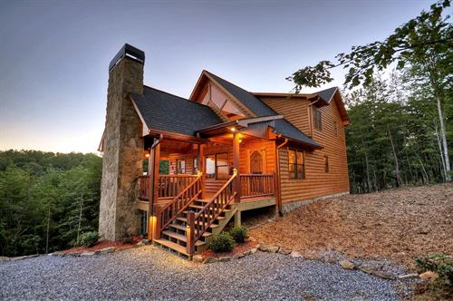 Incredible cabins with amazing amenities!!