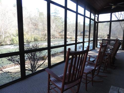 White Water Lodge Vacation Rental