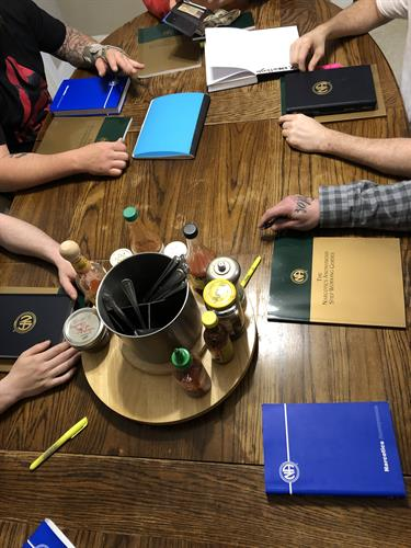 Narcotics Anonymous study group