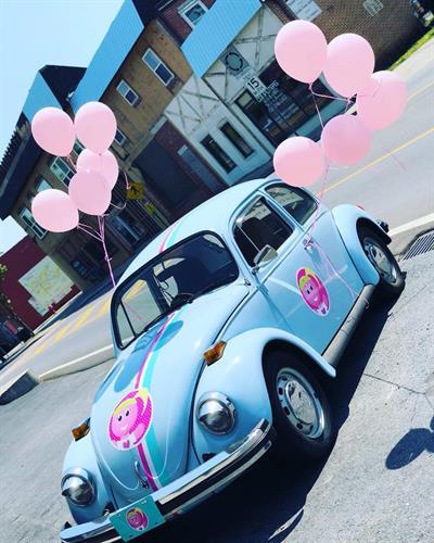 Abby's Car