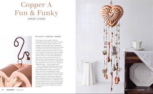 As Featured in Green Craft magazine