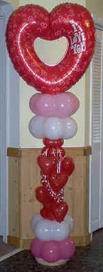 Valentine Column