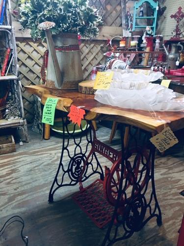 Unique handcrafted furniture!