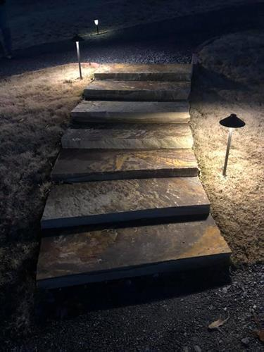 Path/Step Lighting
