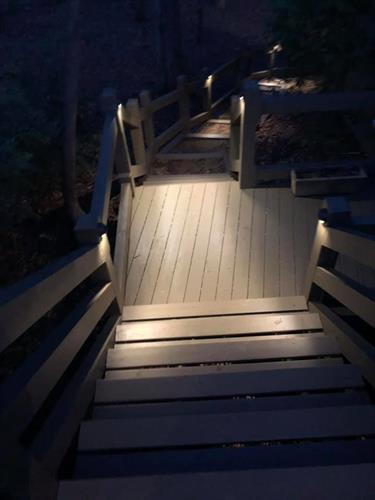 Deck/Step Lighting