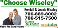 Wiseley Real Estate Solutions, Better Homes and Gardens Real Estate Metro Brokers