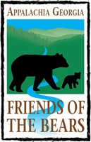Appalachia Georgia Friends of the Bears